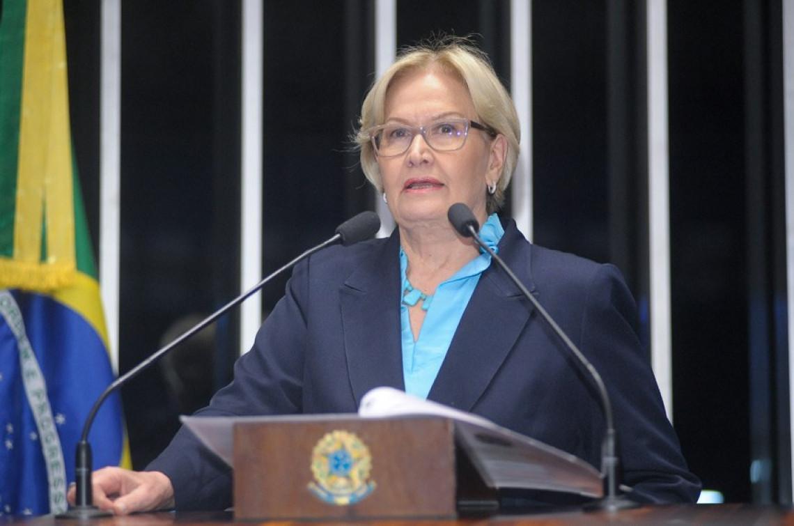 Ana Amélia critica nível do debate na Comissão do Impeachment