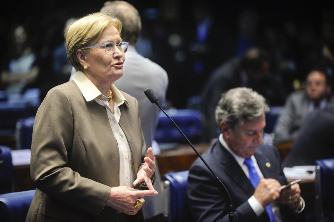Senadora aponta riscos para os pomares brasileiros