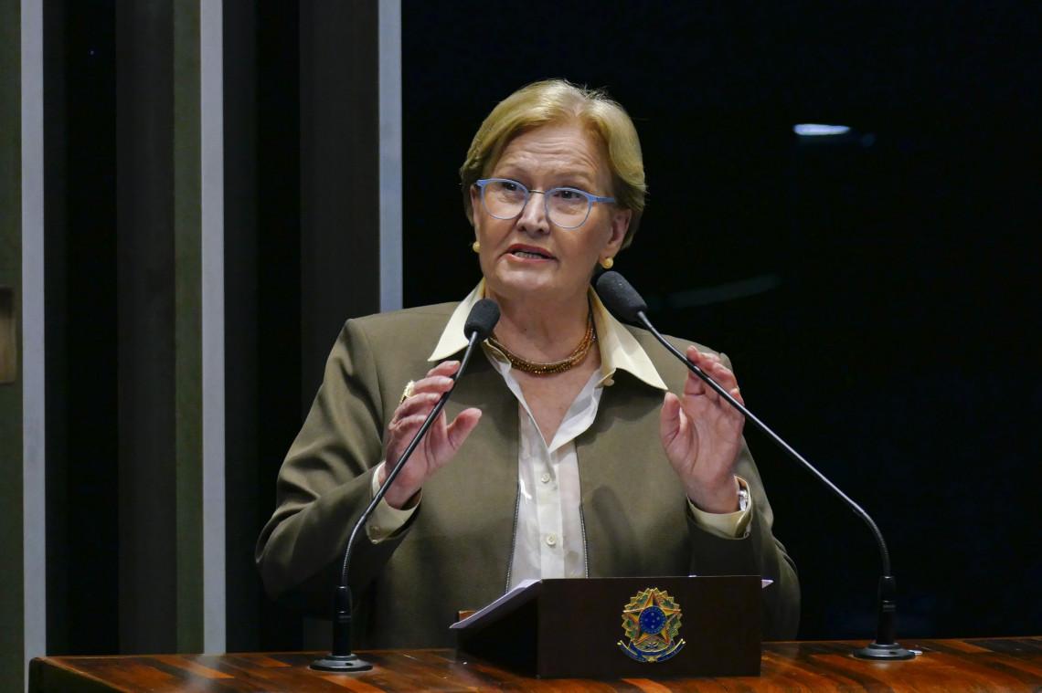 Ana Amélia destaca crescimento da olivicultura no Brasil