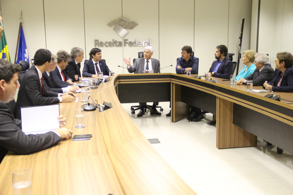 Em audiência na Receita Federal, parlamentares pedem prorrogação no prazo para aderir ao Funrural