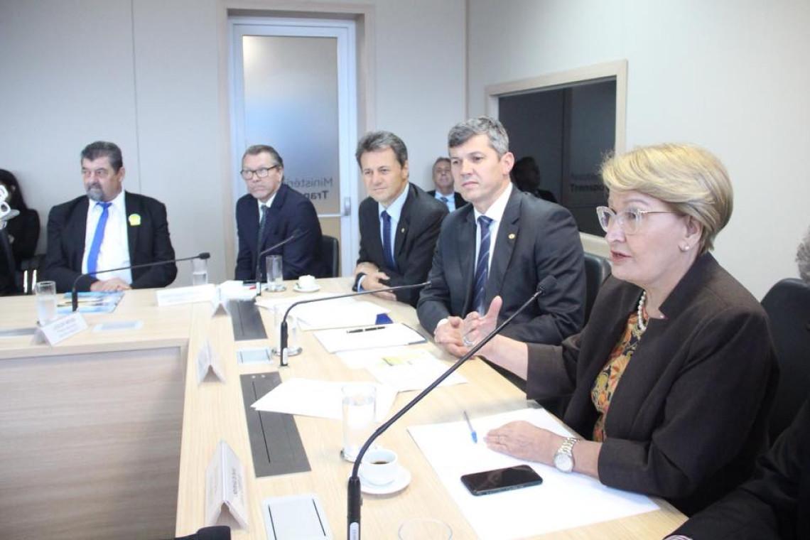 Ministério dos Transporte trabalha em parceria com governo argentino para a construção de pontes entre os dois países