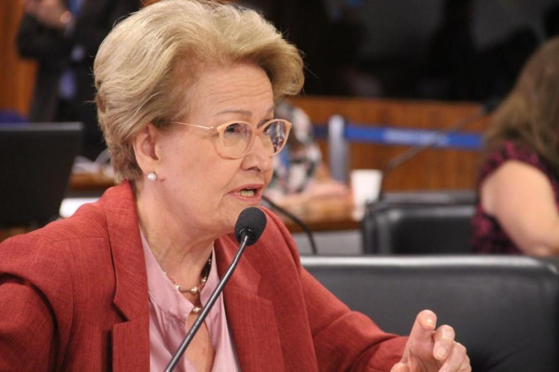 Ana Amélia critica decisão da Segunda Turma do STF de retirar de Moro processos de Lula