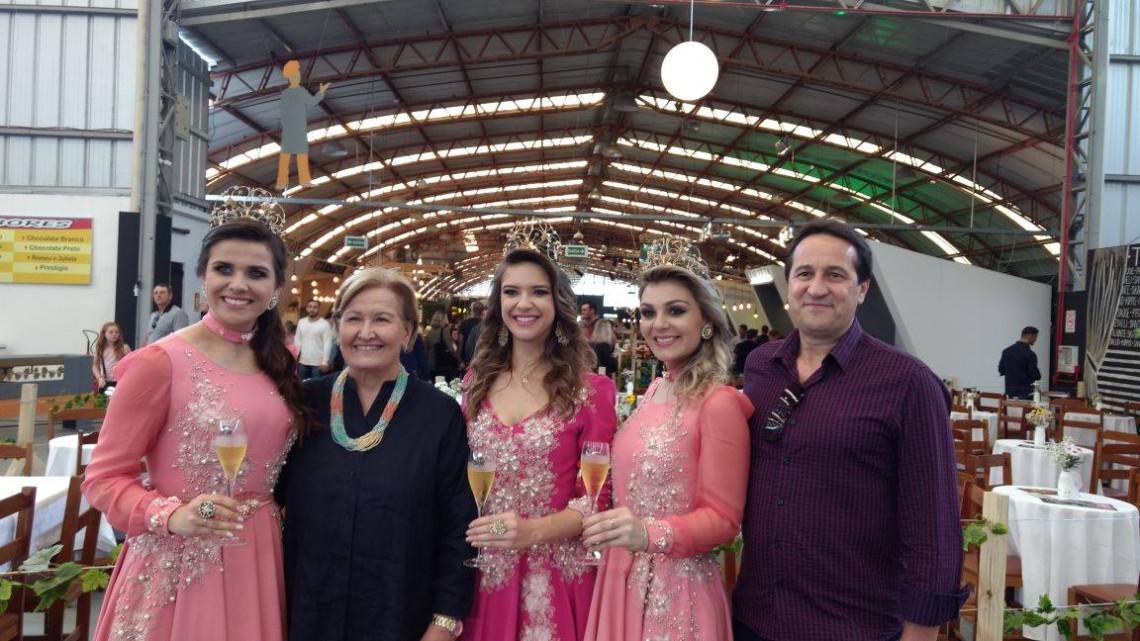 Espumante brasileiro é celebrado em Garibaldi