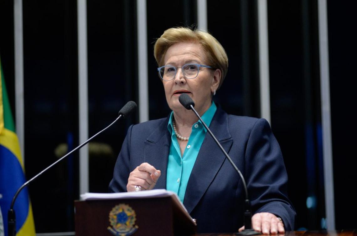 Ana Amélia: declarações de presidente do TRF-4 afastam ainda mais a tese de perseguição a Lula