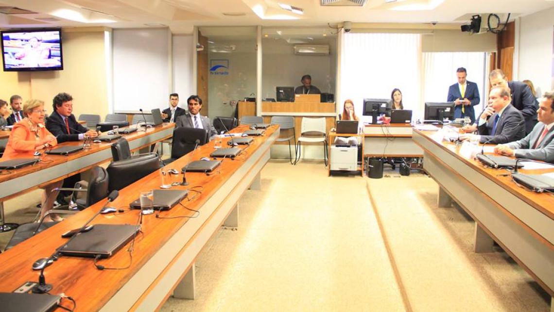 Comissão especial sobre a Lei Kandir é instalada no Congresso