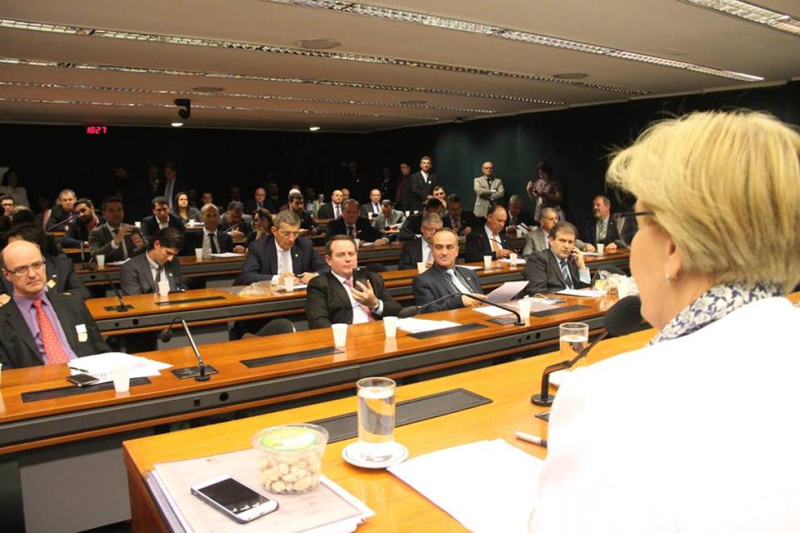 Bancada gaúcha recebe oito demandas importantes para o RS