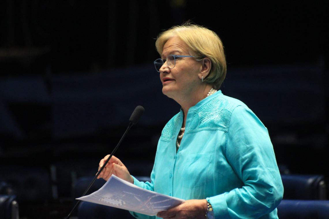 Se voltar ao poder, esquerda poderá transformar o Brasil numa Venezuela, alerta Ana Amélia