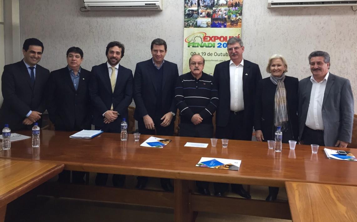Parceria entre universidade e setor privado permitirá centro tecnológico do leite em Ijuí