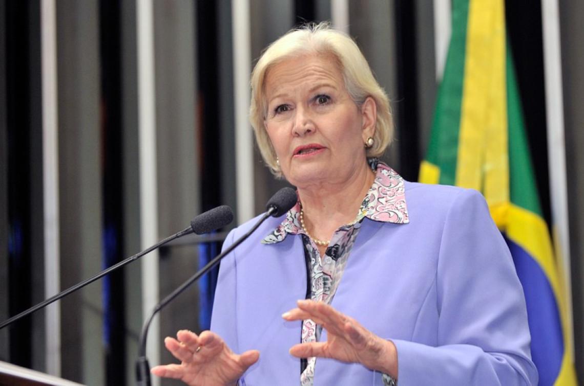 Ana Amélia defende regras rígidas na prescrição de órteses e próteses