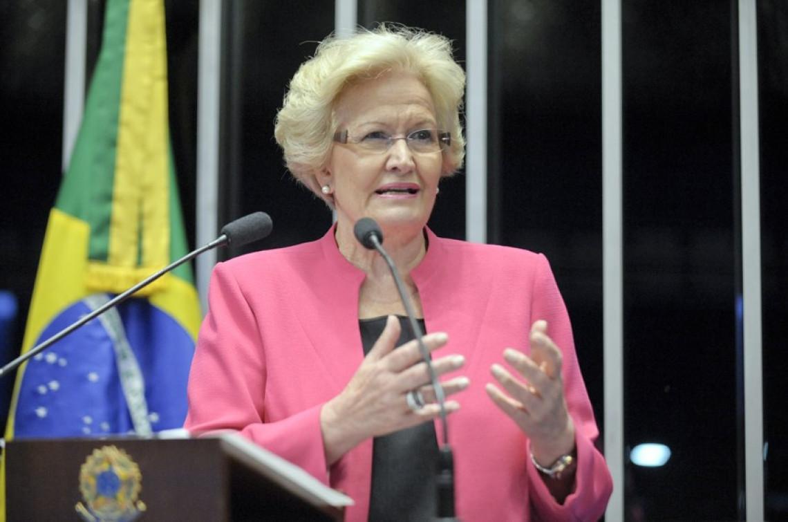 Ana Amélia elogia decisão do STF sobre cumprimento de pena