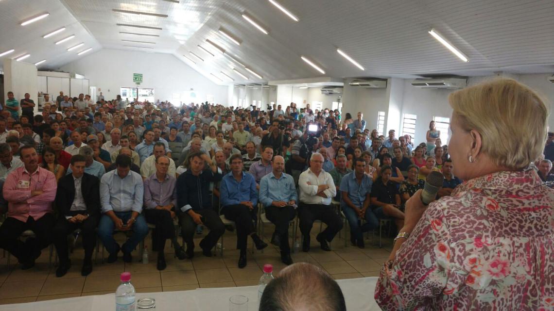Federação dos Trabalhadores na Agricultura empossa diretoria