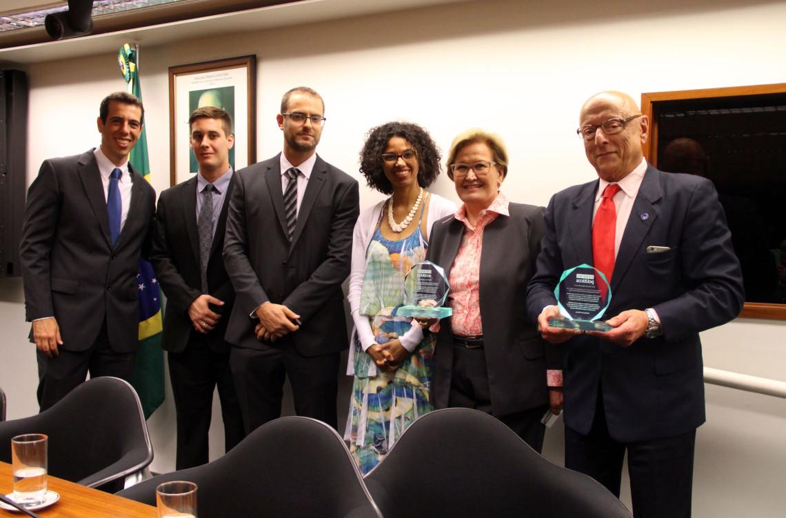 Ana Amélia é avaliada como Melhor Congressista do Rio Grande do Sul pelo Ranking Políticos