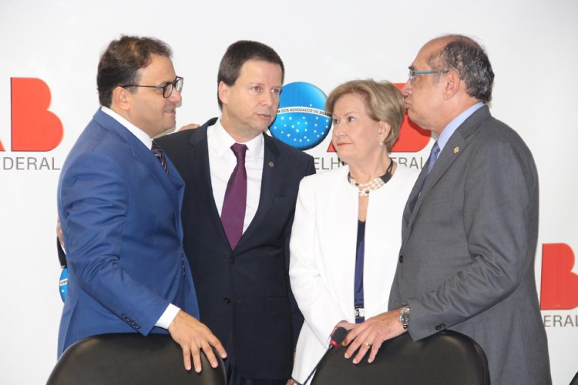 PEC que reduz tempo de campanha no segundo turno das eleições é destaca pela senadora em evento sobre reforma política