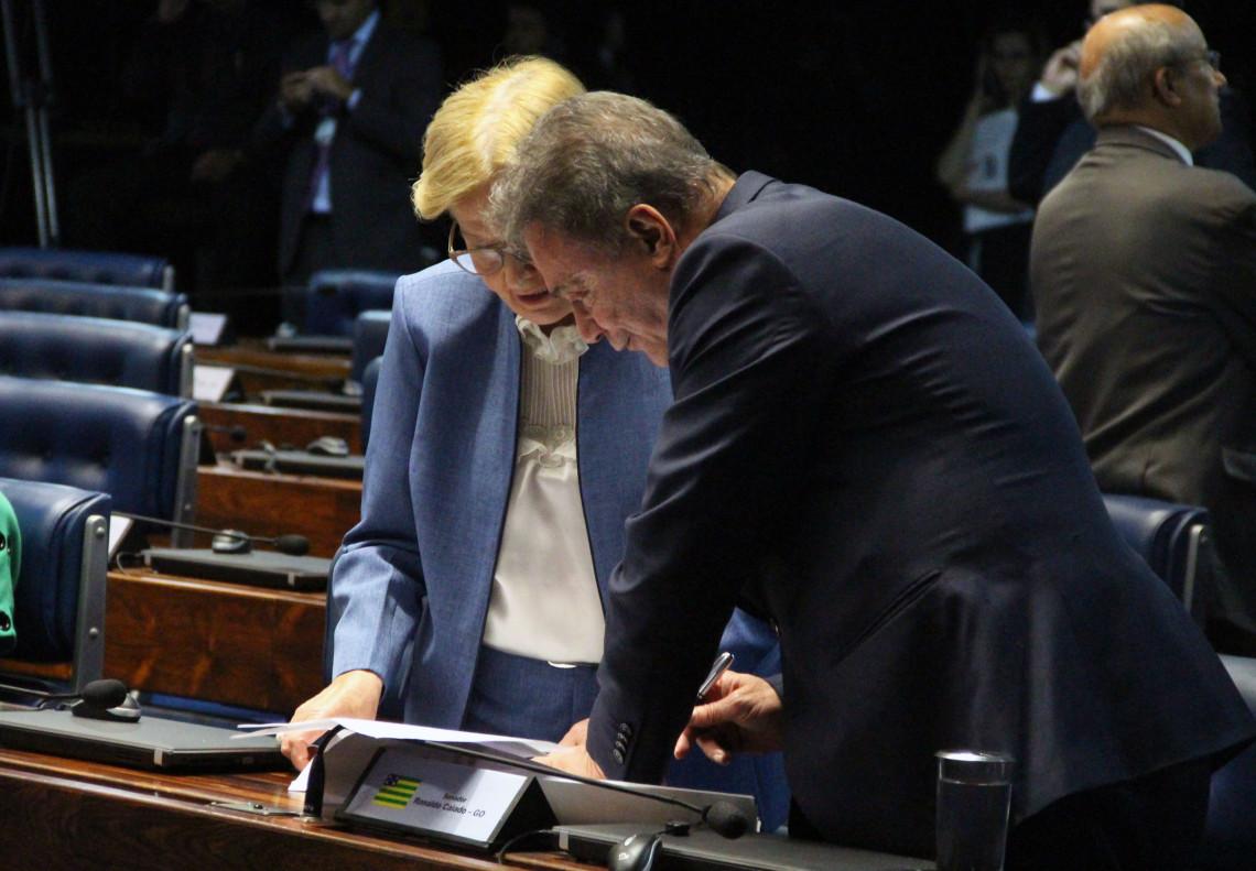 PEC apresentada por Ana Amélia reduz tempo de campanha no segundo turno