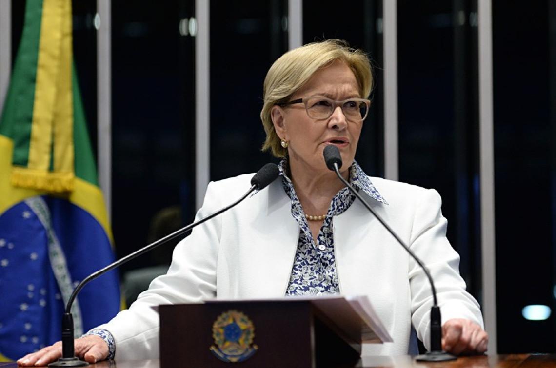 Ana Amélia: número de eleitores que pretendem votar nulo ou em branco é preocupante