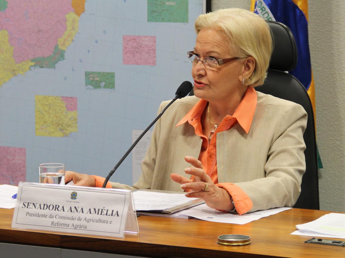 Comissão de Agricultura do Senado realizará debate durante a Expointer 2015
