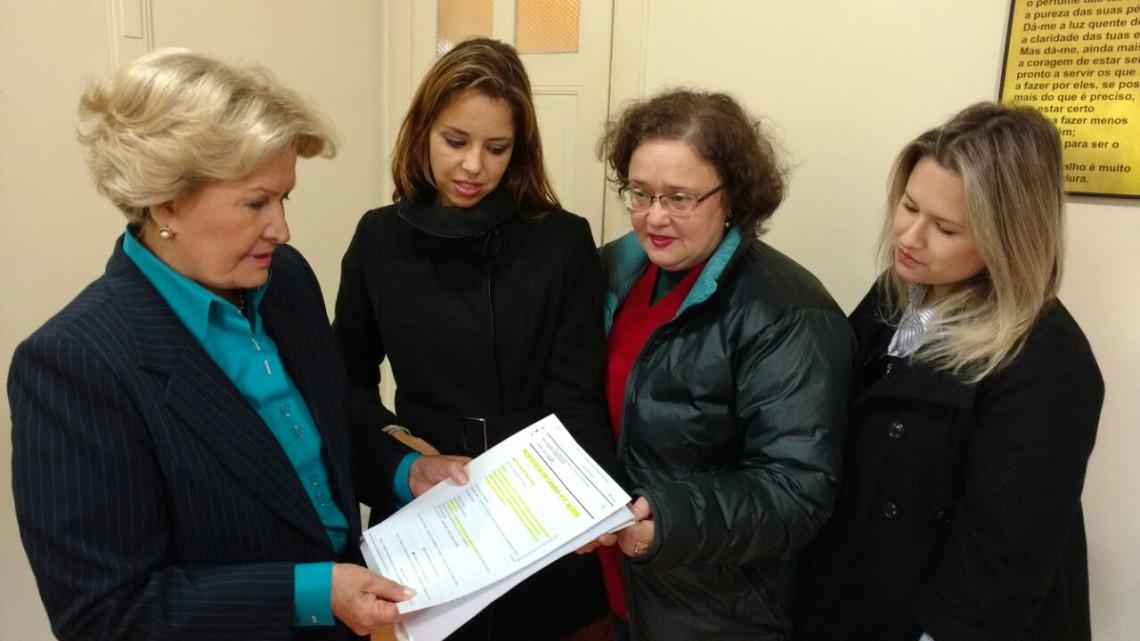 Asdep pede apoio para aprovação de PL que aumenta segurança de mulheres vítimas de violência