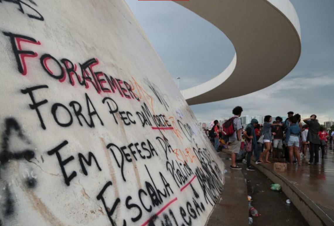 Destruição do patrimônio não é democracia, diz Ana Amélia ao comentar manifesto em Brasília