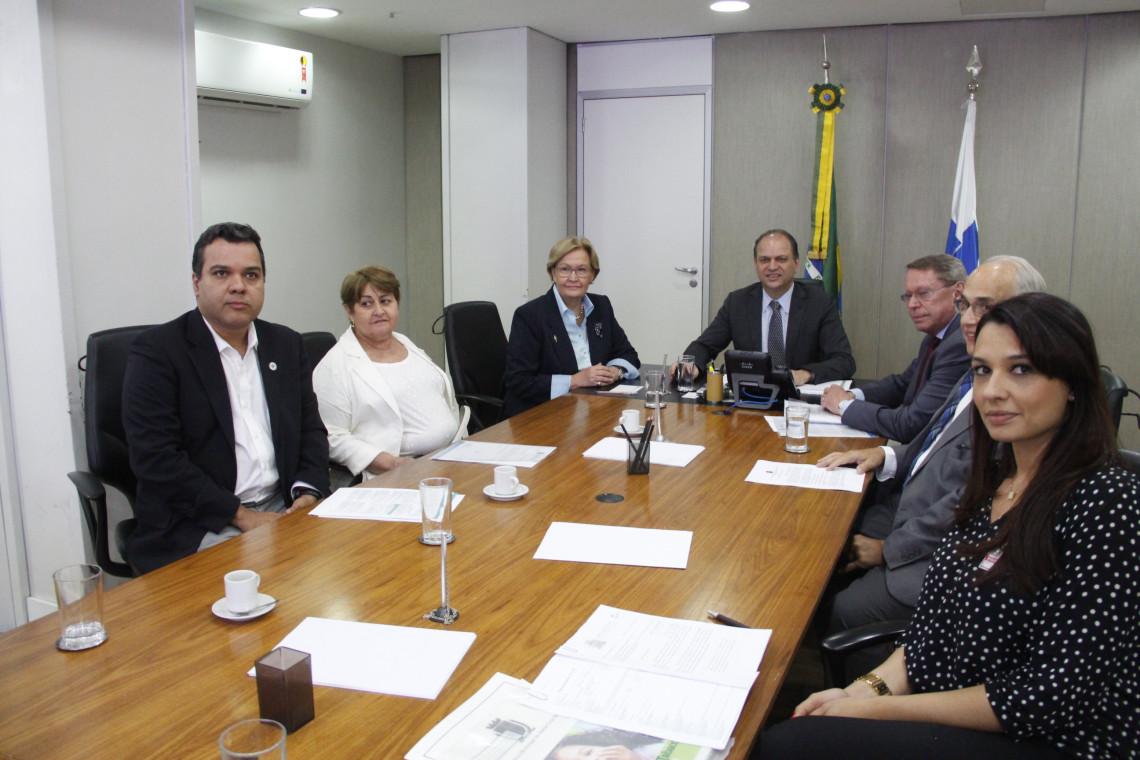 Ministro da Saúde garante recursos para UPA de Santa Cruz do Sul