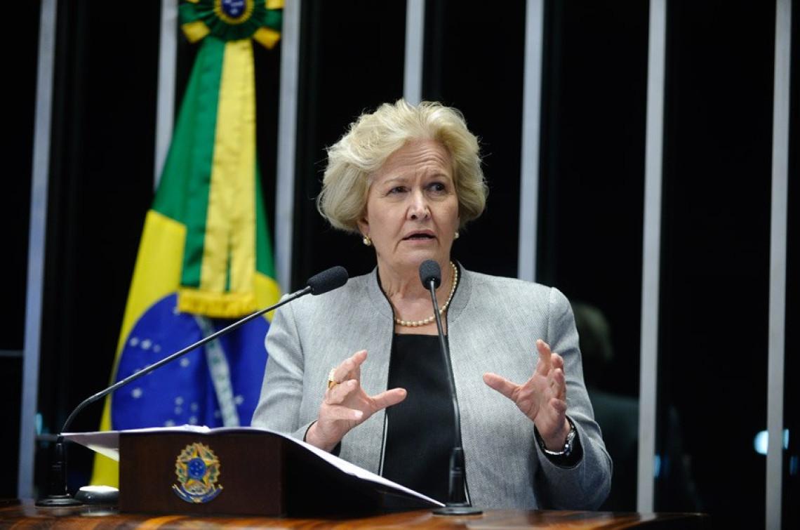 Ana Amélia manifesta preocupação com alto desemprego no país