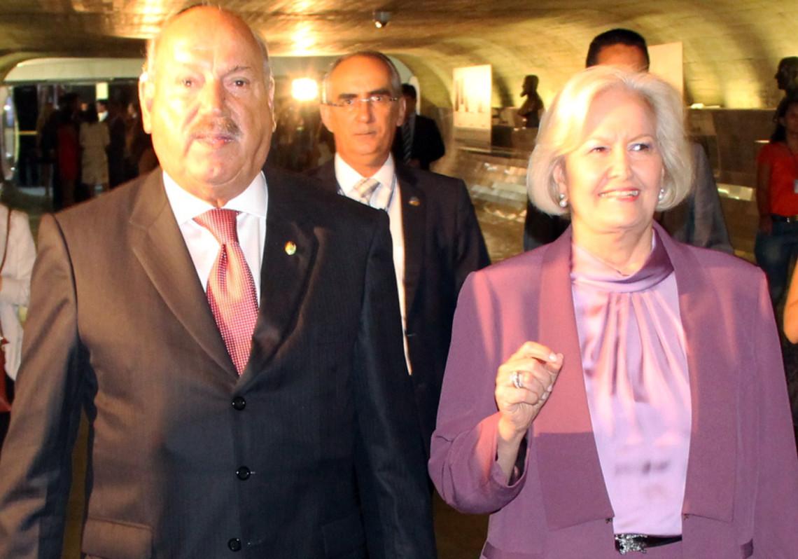 """""""Perda do senador Luiz Henrique priva o Senado de uma das figuras mais expressivas da política brasileira"""", diz Ana Amélia"""