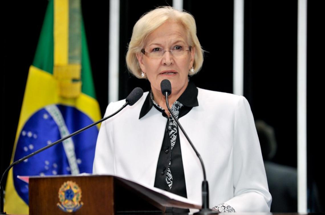 Mamografia pelo SUS deve ser garantida também a mulheres a partir dos 40 anos, cobra Ana Amélia