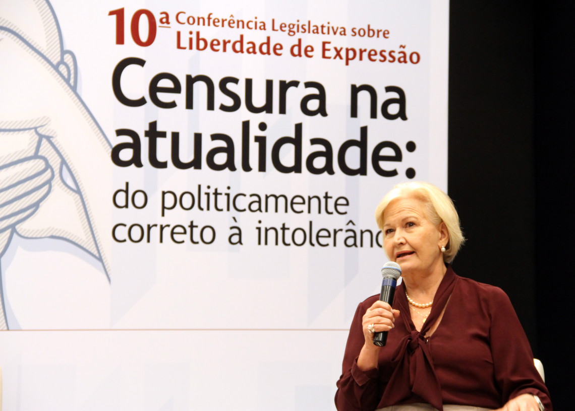 Liberdade de Expressão é tema de conferência promovida pelo Instituto Palavra Aberta