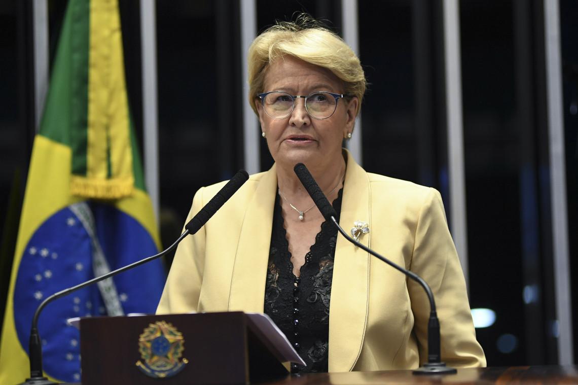 Indulto a condenados por corrupção vai contra o desejo da população, diz Ana Amélia