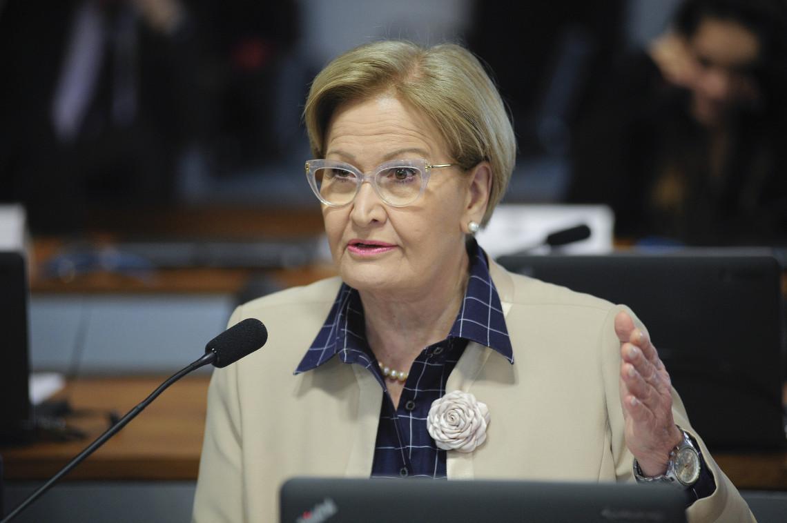 Senadora Ana Amélia estará em Montenegro, Taquara e no Litoral Norte