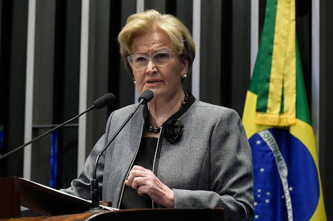 Ana Amélia: PT ataca para esconder seus erros