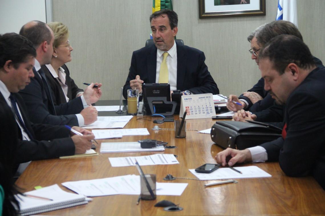 Aumento de recursos para hospital de São Borja será analisado pelo Ministério da Saúde