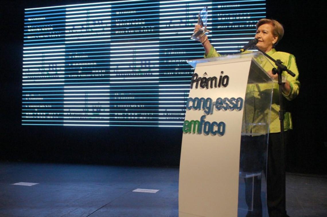 Vote na senadora Ana Amélia no prêmio Congresso em Foco