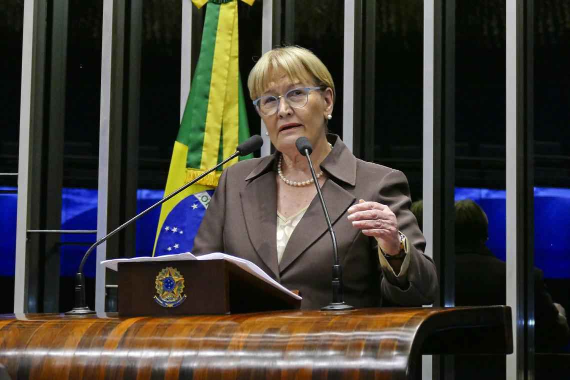 Má gestão dos governos petistas resulta em prejuízo para 220 mil trabalhadores e aposentados, lembra Ana Amélia