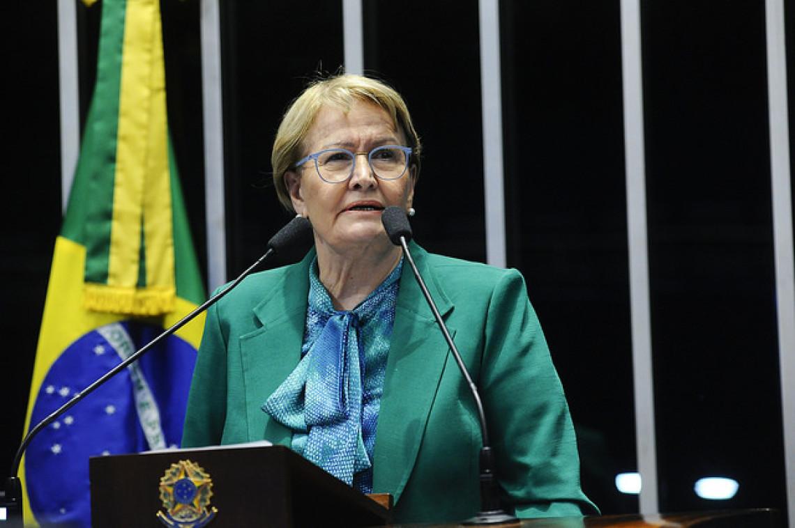 Ana Amélia defende condenação de Lula por Sérgio Moro