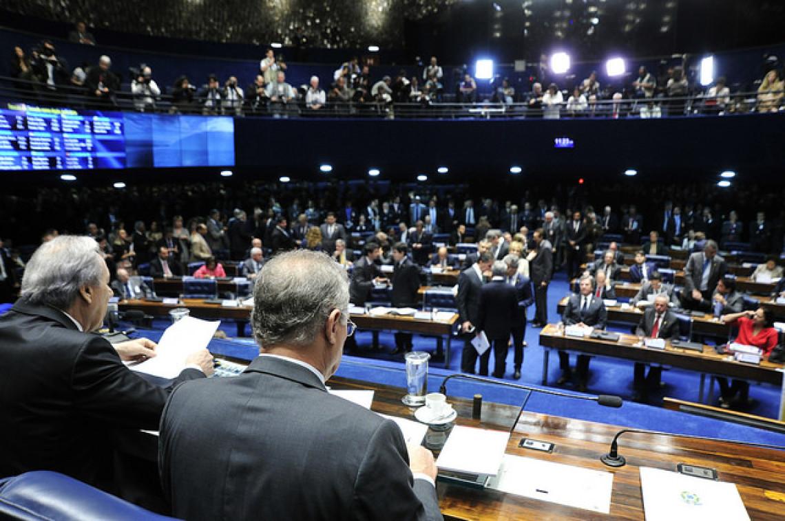 Dilma Rousseff perde o mandato e Temer é confirmado presidente