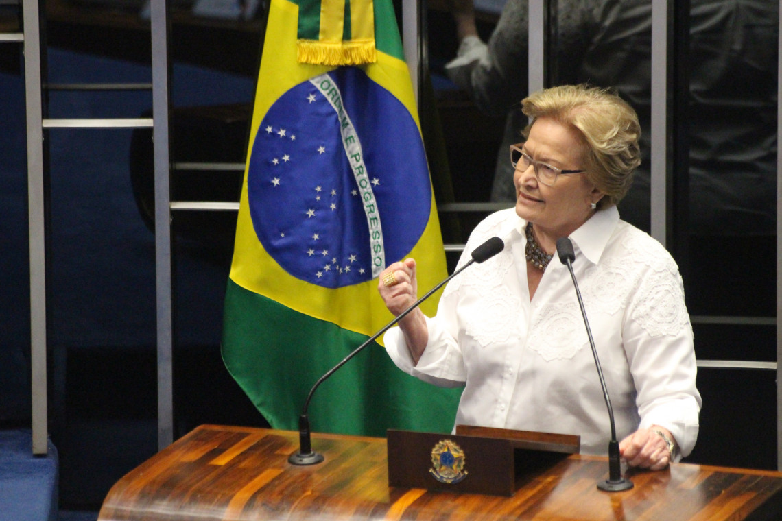 Ana Amélia cobra planejamento e auditoria nas obras públicas