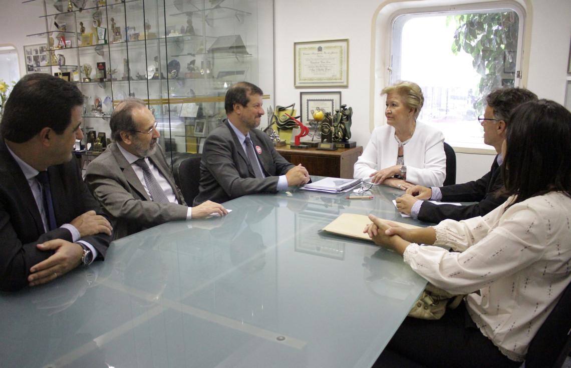 Ana Amélia reforça apelo para que plataforma P-71 seja concluída no polo naval de Rio Grande