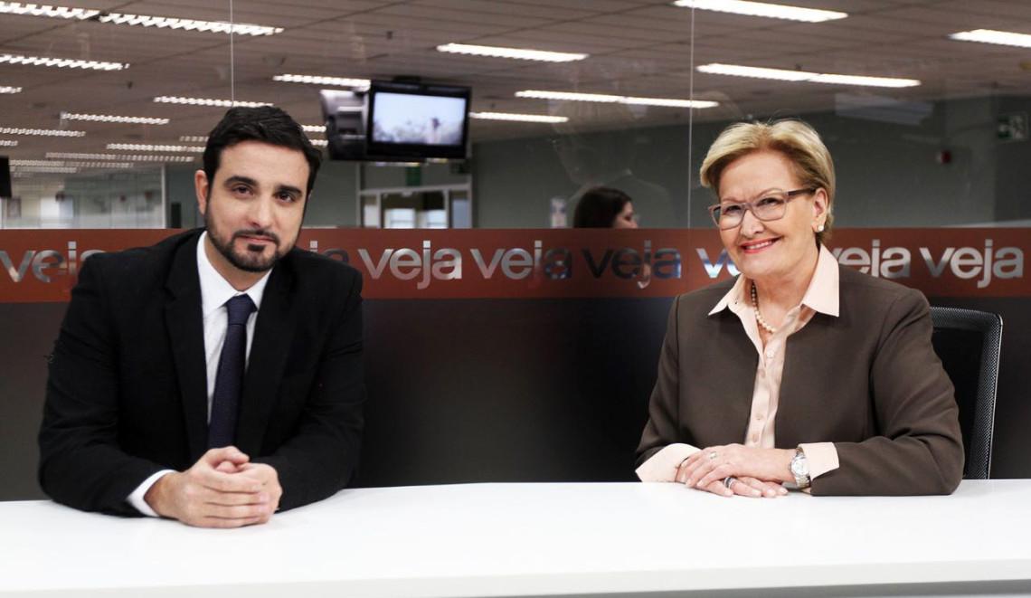 No programa VEJA Entrevista, Ana Amélia diz que impeachment definitivo é irreversível