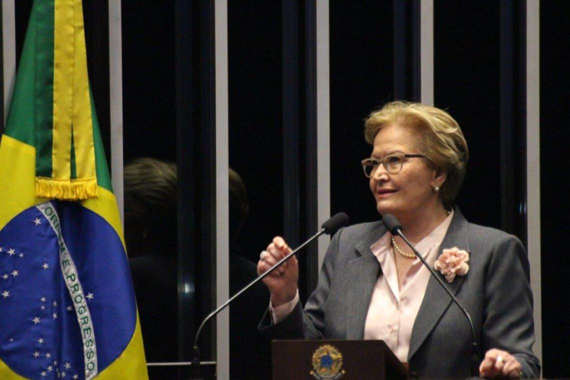 Ana Amélia celebra sucesso dos Jogos Olímpicos no Rio de Janeiro