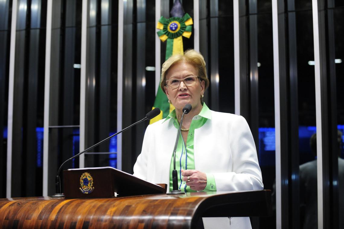 A história dirá que o processo de impeachment teve apoio popular, diz Ana Amélia