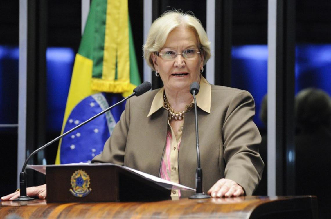 Ana Amélia defende legalidade do processo de impeachment