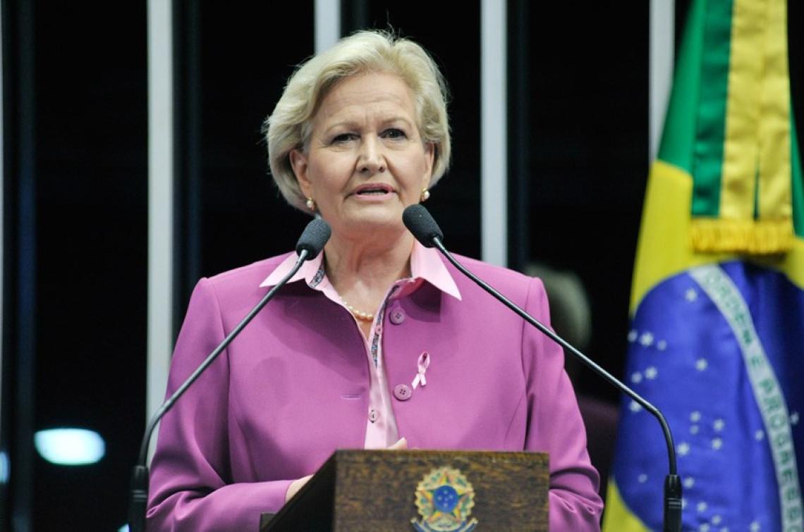PEC da senadora Ana Amélia proíbe a União de criar despesas para Estados e municípios sem indicar a fonte de receita