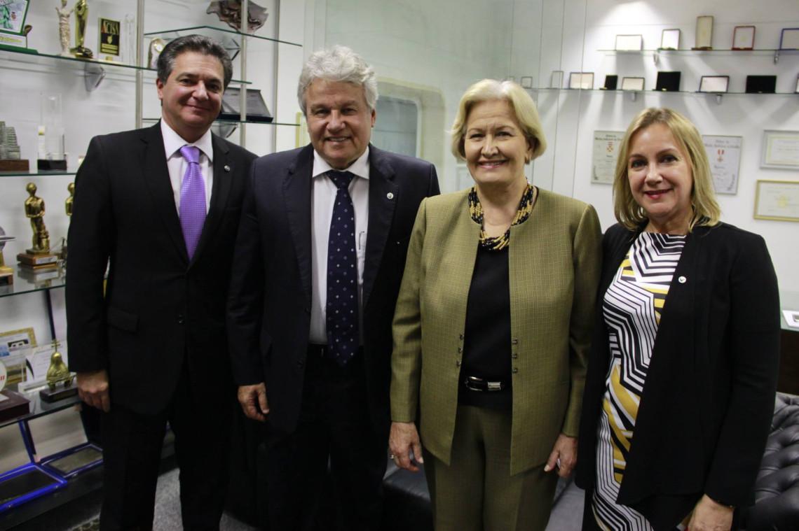 Projeto da senadora Ana Amélia exige investimentos em eficiência energética