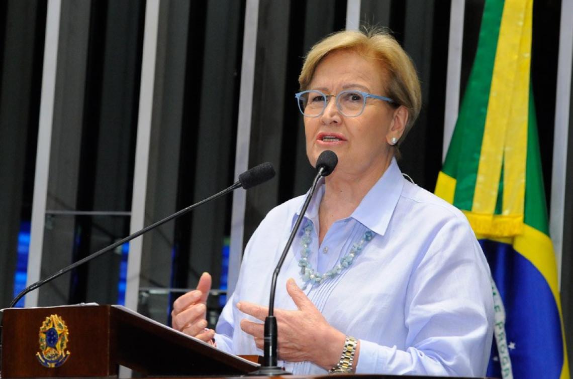 Ana Amélia aponta educação como um dos caminhos para combater a corrupção