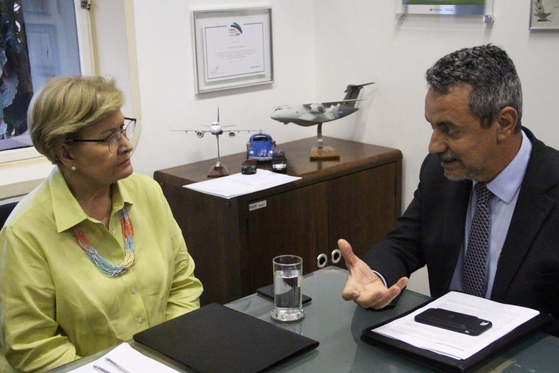Presidente da Embrapa defende nova fonte de recursos para financiar pesquisas agropecuárias
