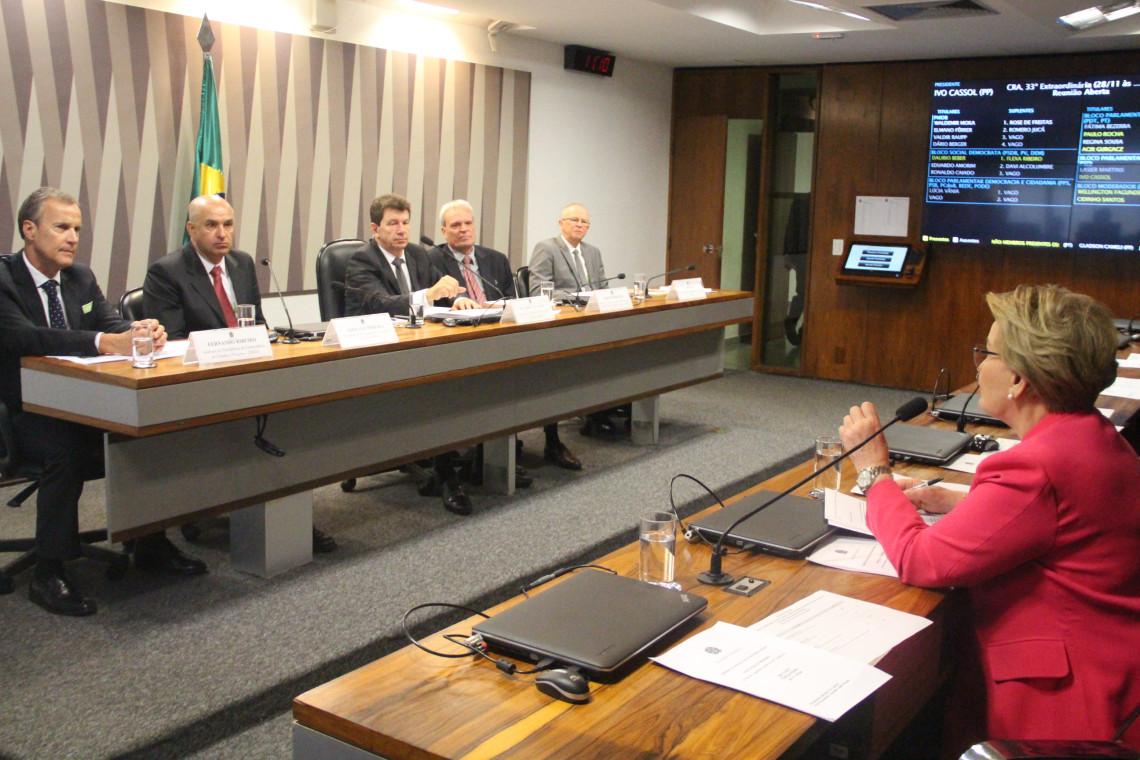 Pesquisadores traçam cenário favorável para o agronegócio brasileiro