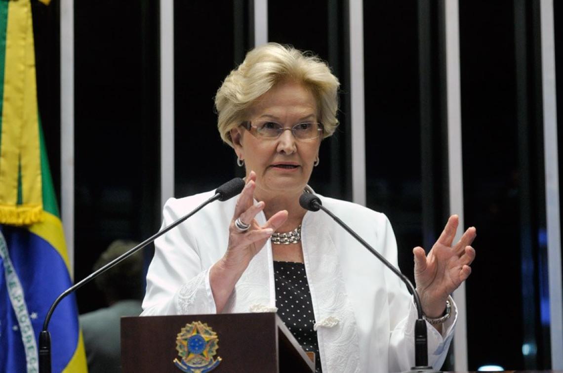 Ana Amélia defende legitimidade das manifestações