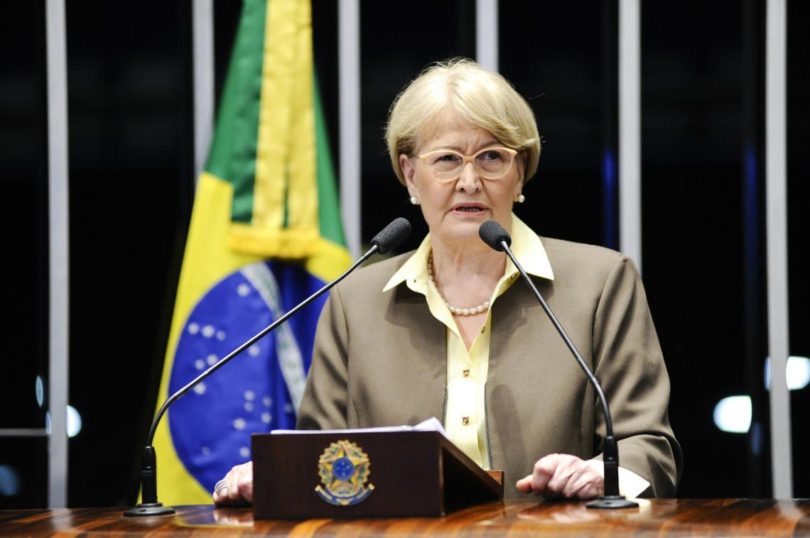 Ana Amélia destaca operação policial para combater a