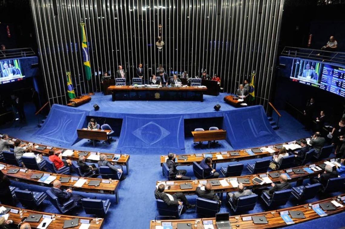 Senado autoriza intervenção na segurança pública do estado do Rio de Janeiro