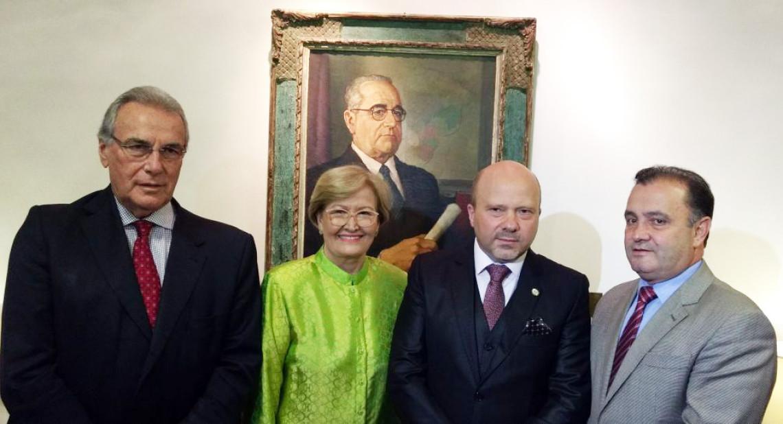 Senadora participa da posse da nova mesa diretora da Assembleia Legislativa gaúcha